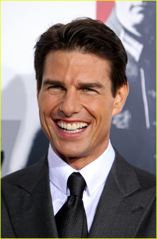 2.Tom Cruise
