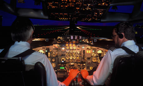 10. airline pilots